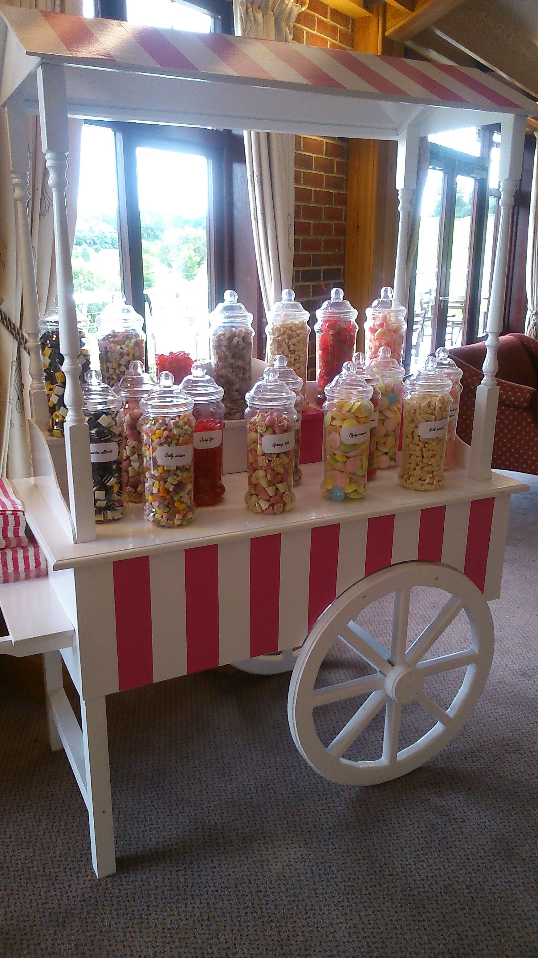 victorian sweet carts mr m bouncy castle